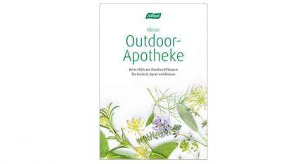 Buch A. Vogel Kleine Outdoor-Apotheke